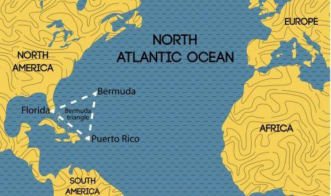 Бермудският триъгълник се мести (ВИДЕО)