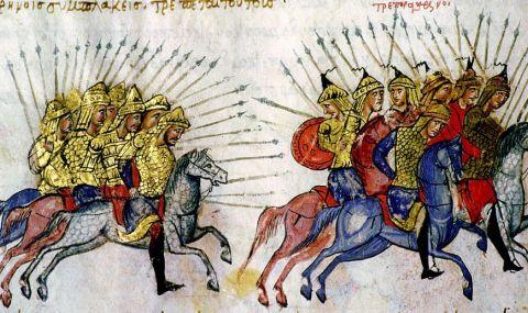 13 април 1204 г. Константинопол пада