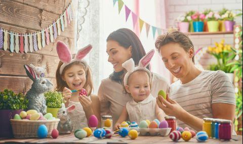 Интересни предложения за Великденската трапеза