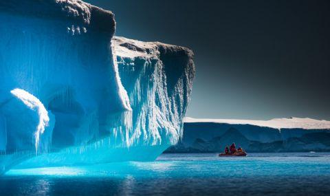 Маорите са първите изследователи на Антарктида