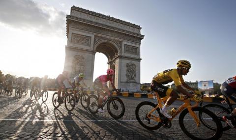 Заради удължаването на карантината във Франция отлагат Тур дьо Франс