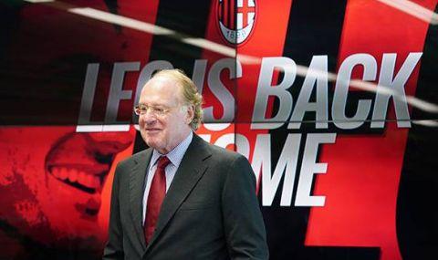 Президентът на Милан подаде оставка - 1