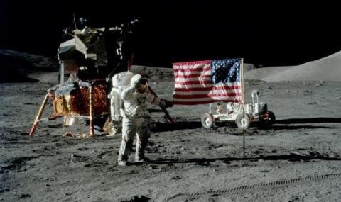 Washington Post: Американците ще се върнат на Луната, за да останат там