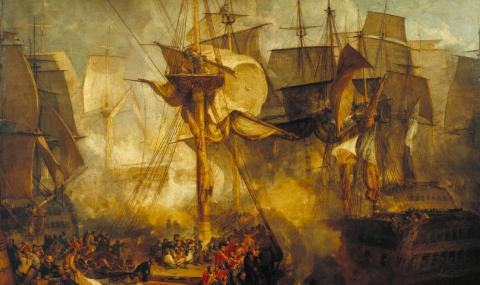 21 октомври 1805 г. Трафалгар
