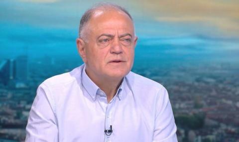 Ген. Атанас Атанасов: Половината ръководство на ГЕРБ са членове на БКП