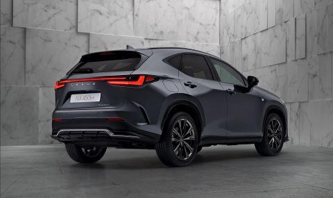 Lexus показа обновения NX с първото за марката plug-in хибридно задвижване - 4