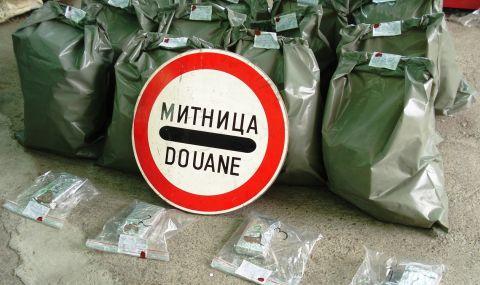 """30 килограма наркотик в камион на """"Дунав мост 2"""""""