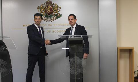 Кирил Петков пое поста служебен министър на икономиката