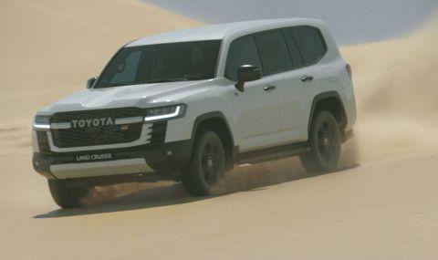 Toyota с официален отговор относно забраната за препродажба на новия Land Cruiser - 1