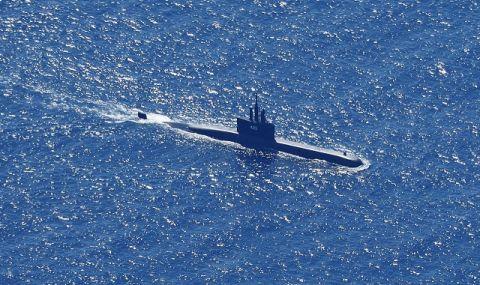 Последно сбогом! Клип с екипажа на потъналата индонезийска подводница стана хит в мрежата (ВИДЕО)