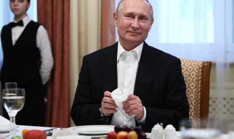 """Путин си направи """"руски"""" интернет"""