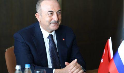 Голяма среща между Турция и Гърция
