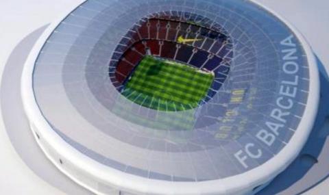 Коранавирусът с удар по проектите за стадионите на Барселона и Реал Мадрид