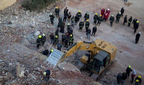 До 25 достигна броят на жертвите в срутилата се сграда