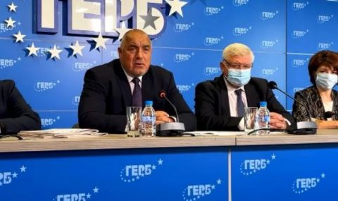 Бойко Борисов: Шайката на Радев обрича на крах следващия редовен кабинет - 1