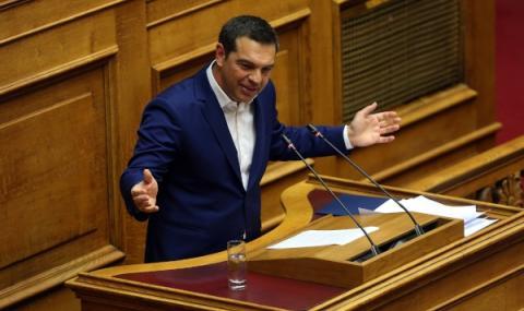 Гърция се превръща в статист