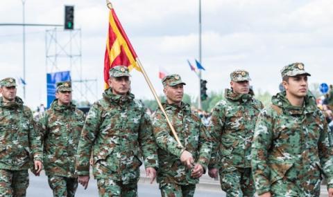 НАТО с първи полети над Северна Македония