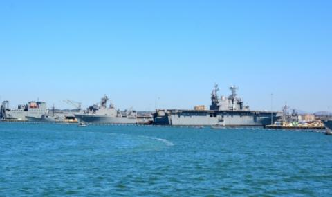 САЩ подготвят най-мощния флот