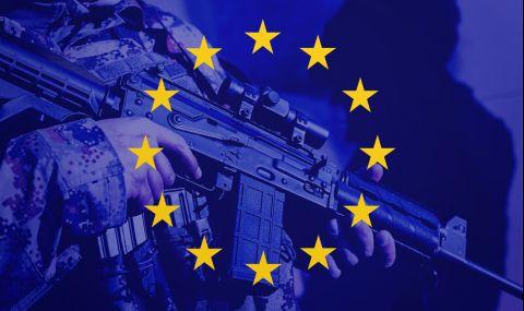 Европейската отбранителна система не може да се конкурира със САЩ - 1