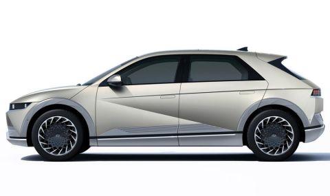Ioniq 5 дебютира като първия самостоятелен модел на марката - 6