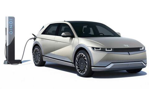 Ioniq 5 дебютира като първия самостоятелен модел на марката - 1
