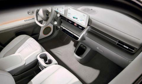 Ioniq 5 дебютира като първия самостоятелен модел на марката - 7