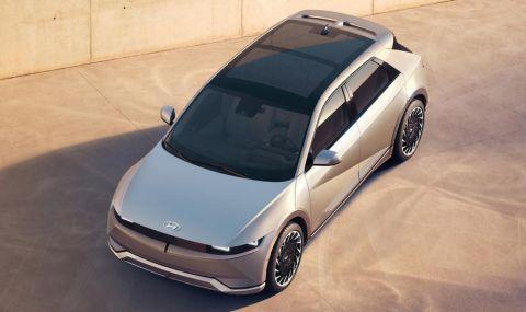 Ioniq 5 дебютира като първия самостоятелен модел на марката - 8