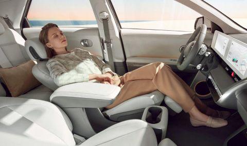 Ioniq 5 дебютира като първия самостоятелен модел на марката - 9