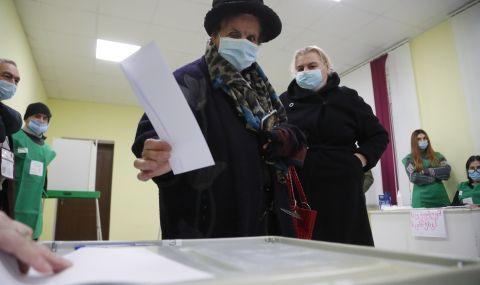 Управляващите в Грузия спечелиха избори, бойкотирани от опозицията
