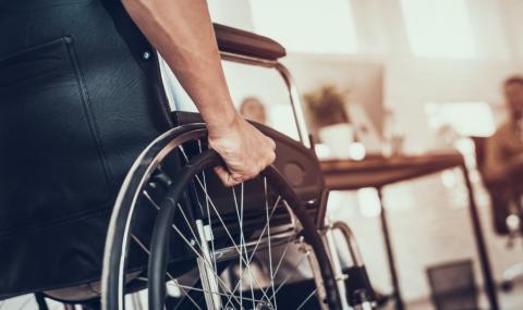 Държава помогна на 3 милиона инвалиди
