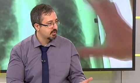 Лъчезар Томов: До края на юли Делта вариантът ще доминира у нас