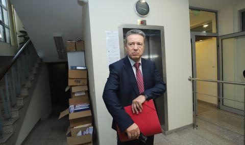 Янаки Стоилов: Прехвърлянето на Бюрото за защита към МП е символично - 1