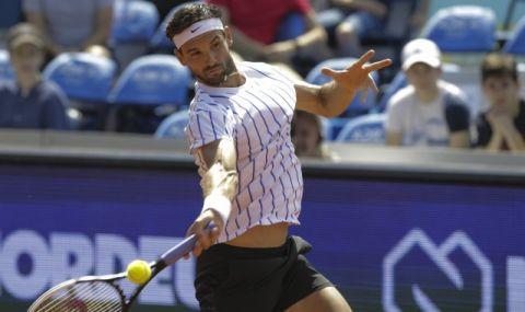 Григор Димитров: Играя добър тенис, но имах малшанс в последните си мачове