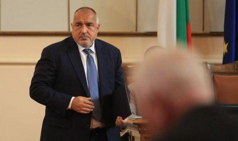 Изписват Борисов, чакат го в Парламента, но...