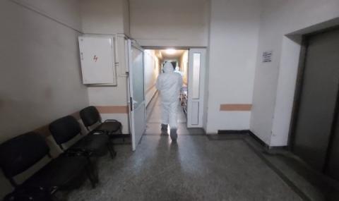 Старши сержант от Пловдив в болница с коронавирус
