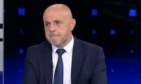 Томислав Дончев: Президентът е против правителството от самото начало