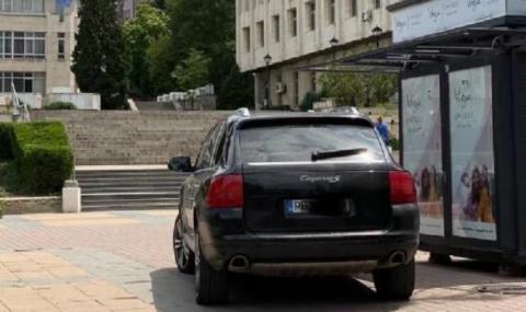 222 фиша за неправилно паркиране в Асеновград за месец