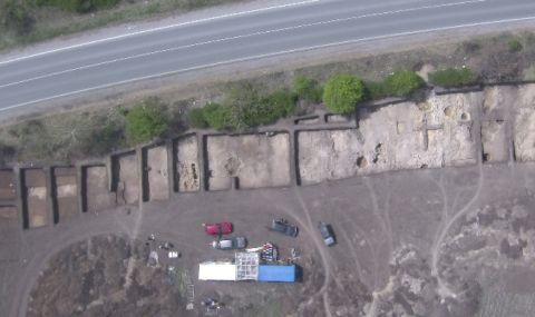 АПИ отпуска 5 млн. лв. за археологически проучвания