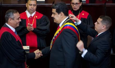 Тайни преговори между управляващи и опозиция във Венецуела