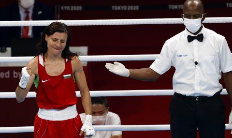 Стойка Кръстева: Надявам се този финал да бъде най-хубавият ми мач в кариерата - 1