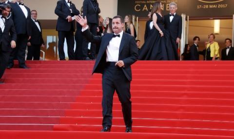 """Адам Сандлър гледа към """"Оскар"""""""