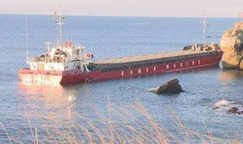 """Директорът на """"Морска администрация"""": Обмисляме санкции за собственика на """"Вера Су"""" - 1"""