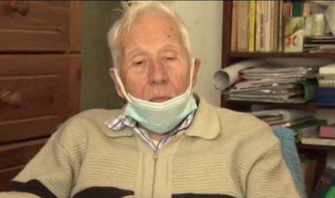 98-годишен ветеран от войната пребори COVID-19