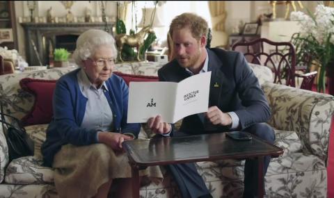 Грандиозен скандал избухна между Хари и Кралицата