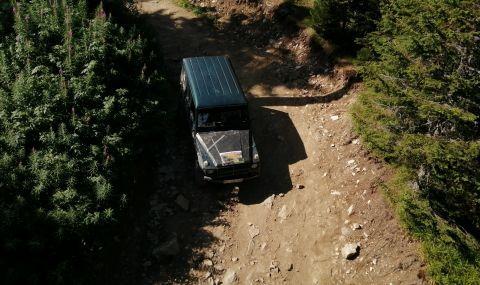 Поредна акция срещу нелегалния превоз на туристи в района на Седемте рилски езера - 1