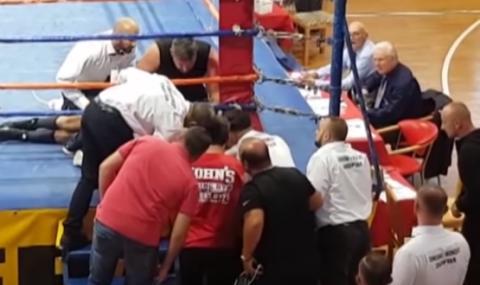 Починалият български боксьор не е Исус Величков!?