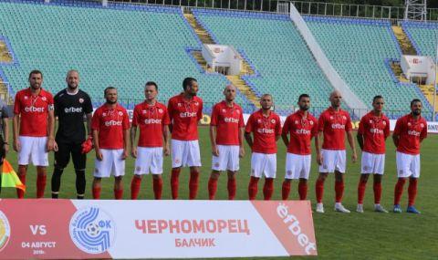 ЦСКА 1948 надигра тим от Северна Македония в контрола