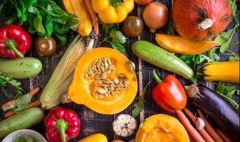 Най-добрите храни за ядене през октомври - 1