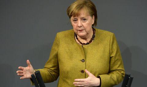 Меркел даде обещание, свързано с локдауна