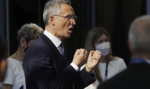 НАТО няма да започва Студена война срещу Китай